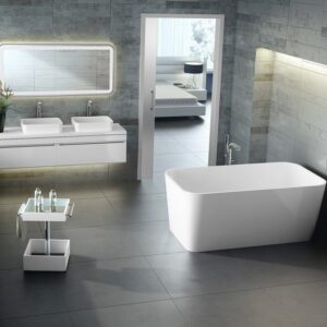 Victoria & Albert Edge Modern Freestanding Bath