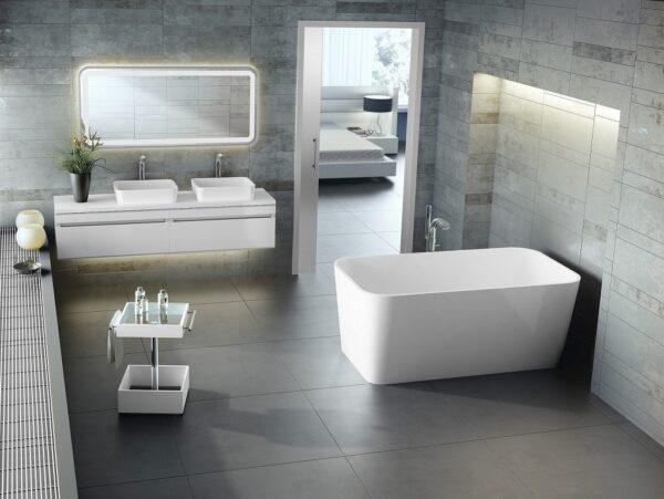 Victoria & Albert Edge Modern Freestanding Bath