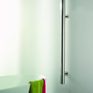 Aestus R70 Stainless Steel Towel Rail