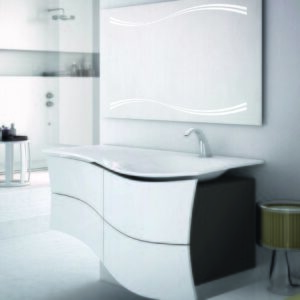 Decotec Maestro Washbasin and Vanity Unit