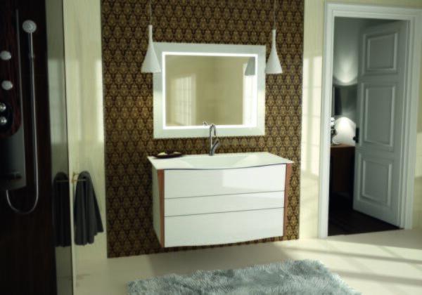 Decotec Bellagio Washbasin and Vanity Unit