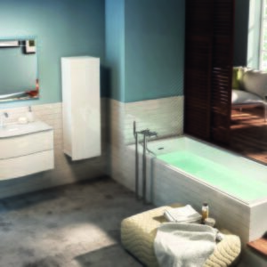 Decotec Epure Washbasin and Vanity Unit