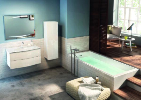 Decotec Epure Washbasin and Vanity Unit
