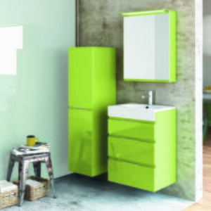 Decotec Egoiste Washbasin and Vanity Unit