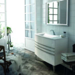 Decotec Concorde Washbasin and Vanity Unit