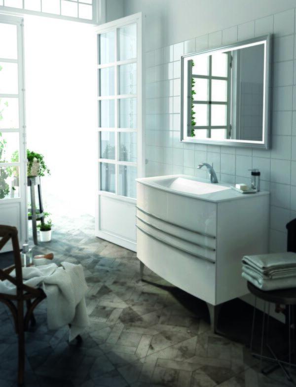 Decotec Concorde Washbasin and Vanity Unit