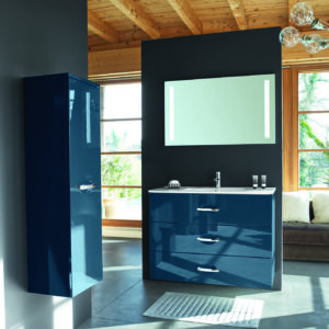 Decotec Bento Wall Hung Units and Vanity Unit