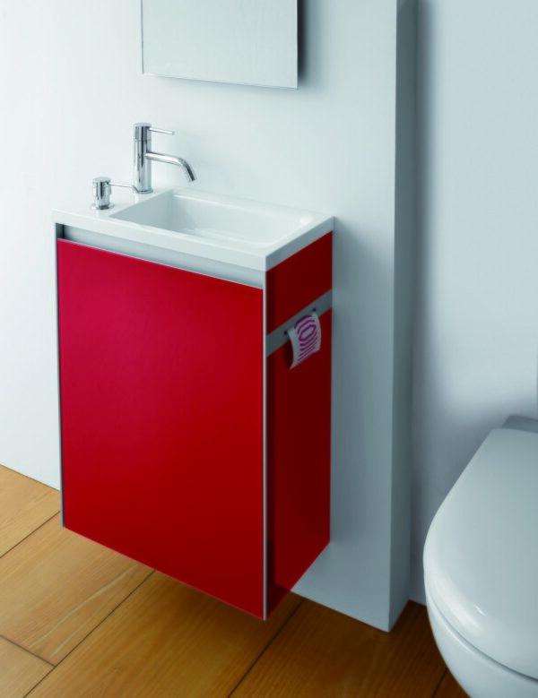 Decotec Smart & Smarty Washbasin and Vanity Unit