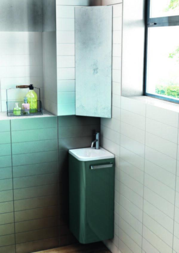 Decotec Jazz & Corner Jazz Washbasin Unit
