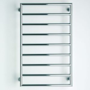 Bard & Brazier D-Rail Radiator Towel Rail