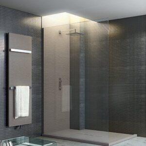 Fiora Silex Cappuccino Slate Shower Tray