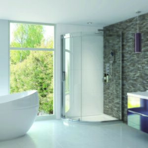 Aqata SP350 Spectra Sliding Doors