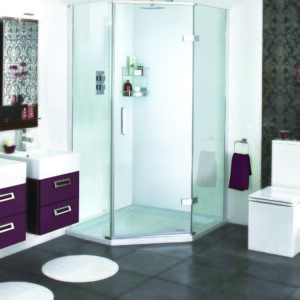 Aqata SP500 Spectra Quintet Shower Enclosure