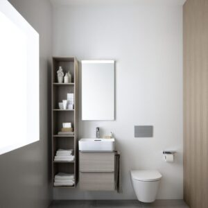 Laufen Val Washbasin and Vanity Unit