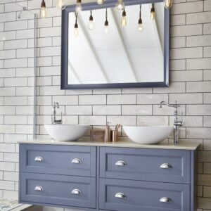 Utopia Roseberry Washbasin and Vanity Unit