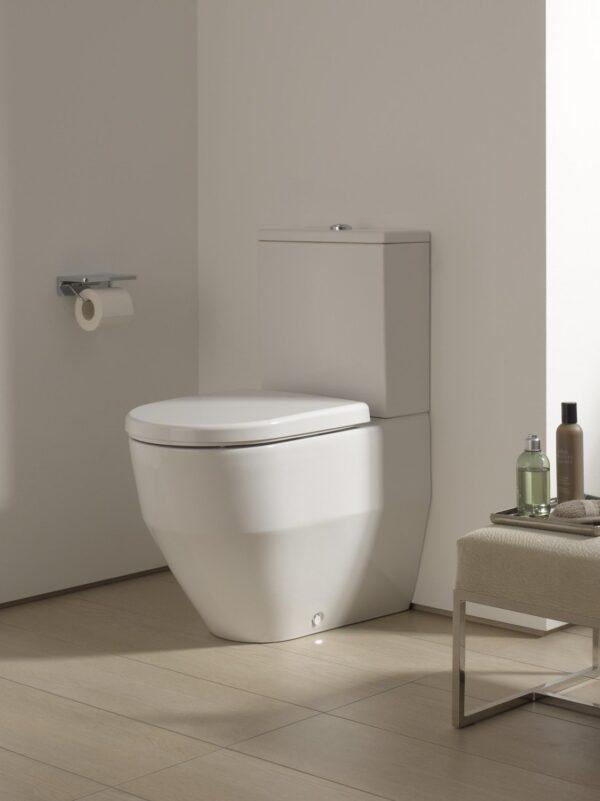 Laufen Pro Close-Coupled WC