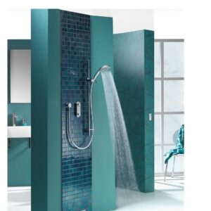 Aqualisa Ilux Digital Shower and Bath Controls