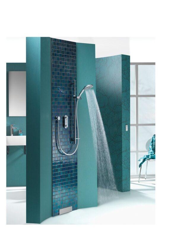 Aqualisa Ilux Digital Shower and Bath Controls