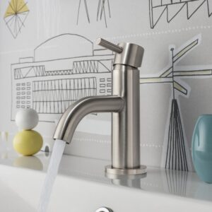 Crosswater Mike Pro Basin Mixer Tap