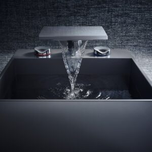 Axor Massaud Basin Mixer