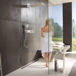 Hansgrohe Puravida Overhead Shower
