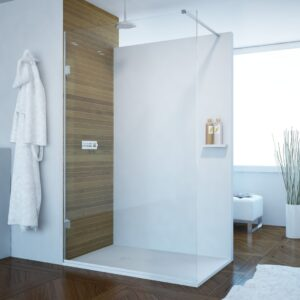 The Showerlab Neon Panel Shower Enclosure