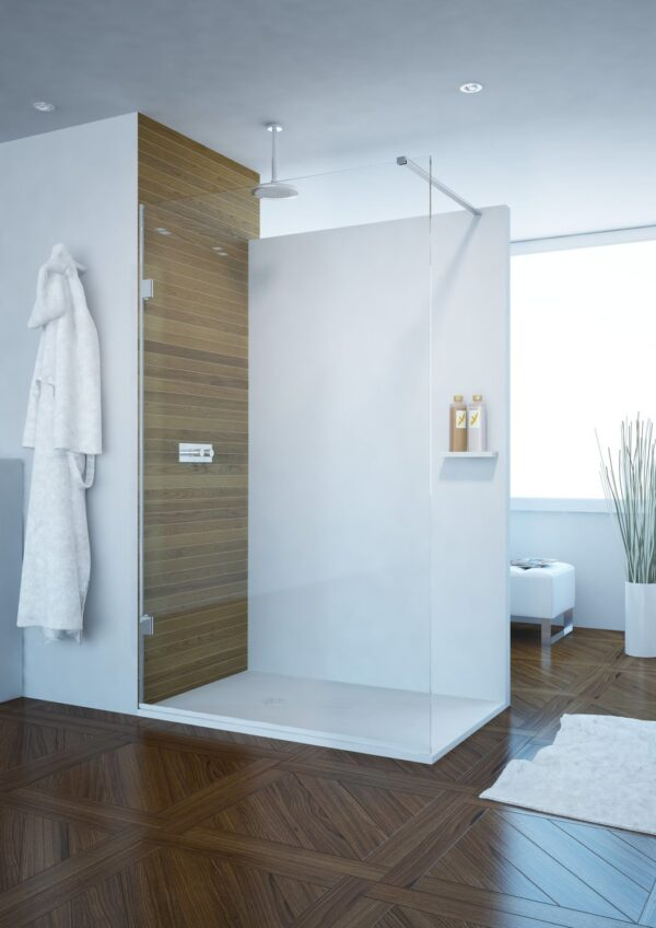 The Showerlab Neon Panel Shower Enclosure