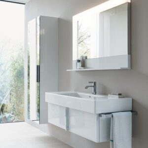 Duravit Vero Washbasin and Vanity Unit