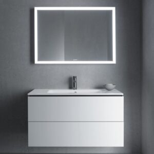 Duravit Me By Starck Washbasin and Vanity Unit