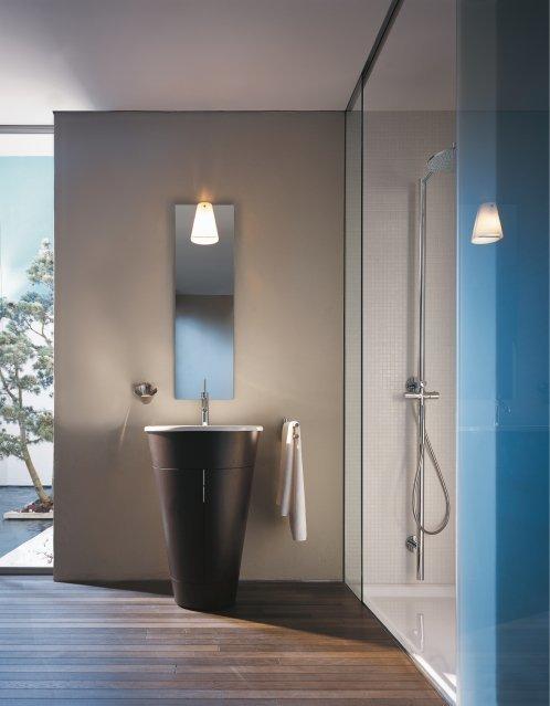 Duravit Starck 1 Washbasin and Vanity Unit