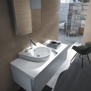 Duravit Starck 2 Washbasin and Vanity Unit