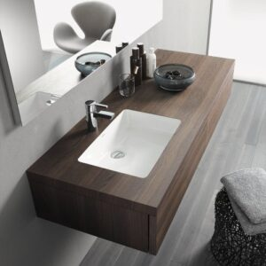 Inset, Undermount & Freestanding Basins
