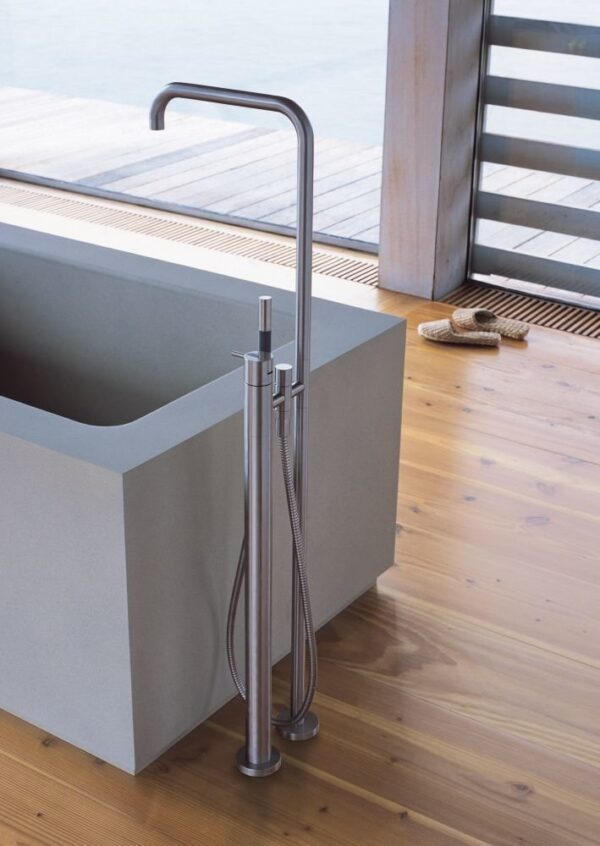 Vola F21 Freestanding Bath Mixer