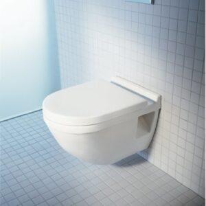 Duravit Starck 3 Wall-Mounted WC