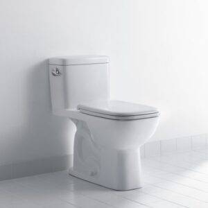 Duravit D-Code Close Coupled Toilet