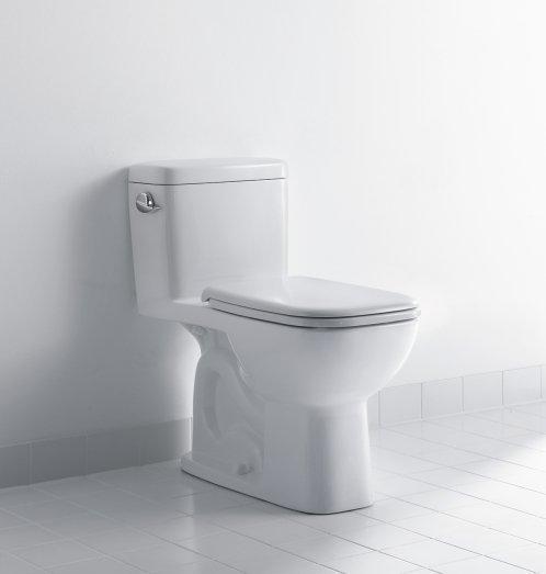 Duravit D-Code Close Coupled Toilet
