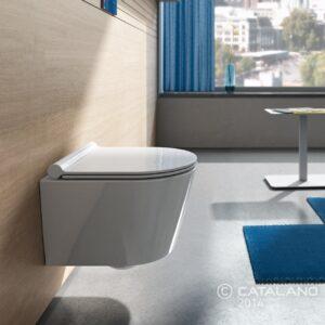 Catalano Zero Wall-Mounted WC