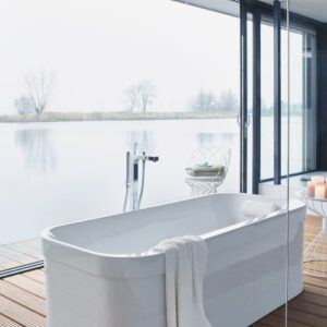 Duravit Happy D2 Freestanding Bath