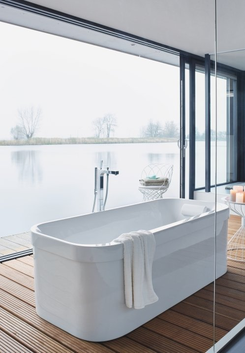 Duravit Happy D2 Freestanding Bath