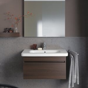Durastyle Washbasin and One Drawer Vanity Unit