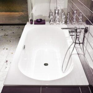 Bette Starlet Double-Ended Inset Bath