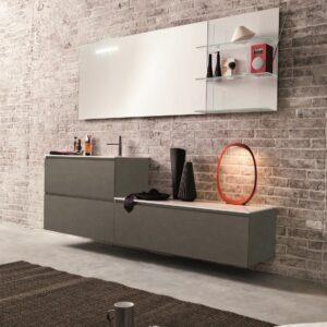 Arte Linea Domino 44 Vanity Unit