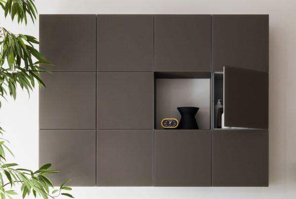 Arte Linea Colonne Bathroom Wall Storage Units