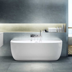 Freestanding Resin Stone Baths