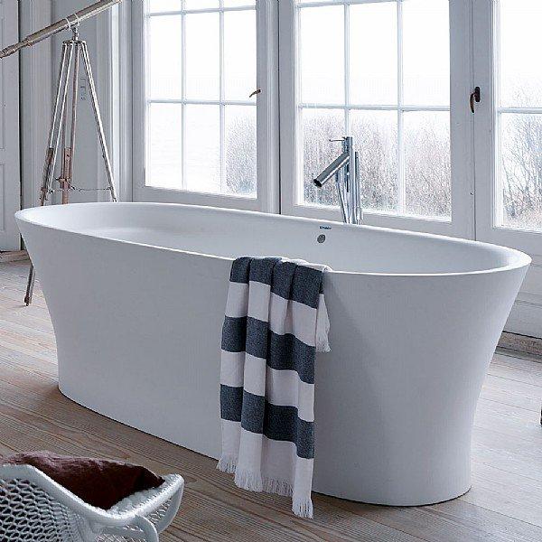 Duravit Cape Cod Freestanding Bath