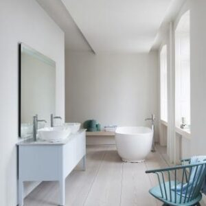 Duravit Luv Freestanding Bath