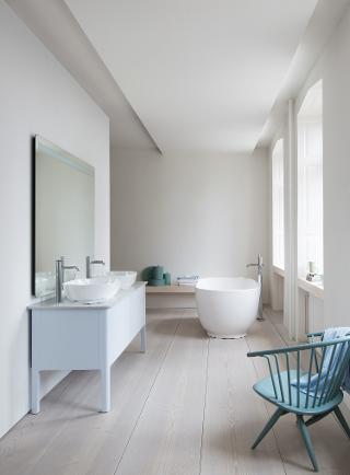 Duravit Luv Freestanding Bath