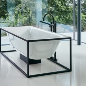Bette Lux Shape Freestanding Bath