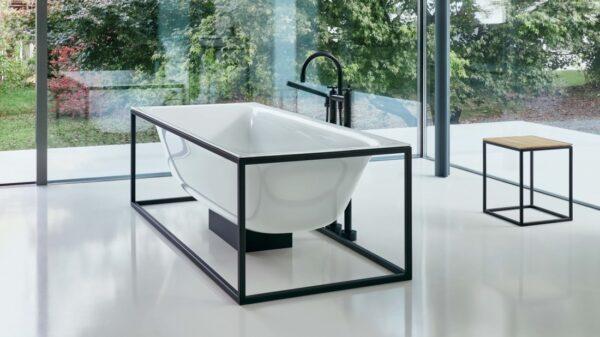 Bette Lux Shape Freestanding Bath