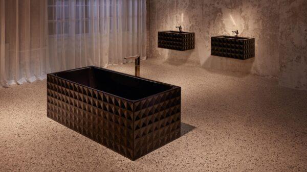 Bette Loft Ornament Freestanding Bath
